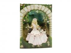 Картичка Princess on a Swing, Swing Cards