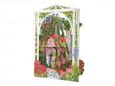 Картичка Hanging Basket, Swing Cards