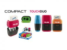 Острилкогума COMPACT Touch Duo