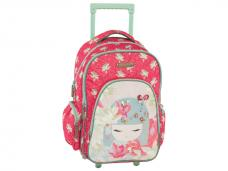 Раница тролей Kimmidoll Rose Red 30x14x44